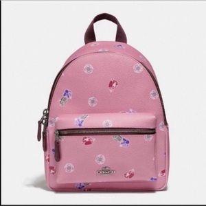 New Disney x Coach Mini Snow White Backpack Bag!